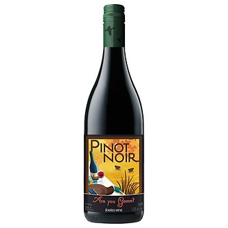 Are You Game Pinot Noir, Fowles Wine 2019
