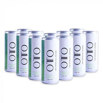 OTO CBD Focus Seltzer Can (12 x 25cl)