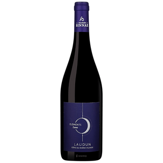 "Cotes du Rhone Villages Laudun Rouge Element ""Luna"", Laudun Chusclan, 2018"