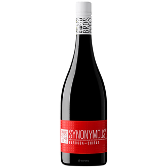 Synonymous Shiraz, Chaffey Bros Wine Co, 2017