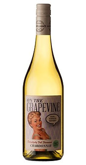 On The Grapevine Chardonnay, McWilliams 2018