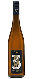 Eins Zwei Dry Rheingau Riesling, Weingut Leitz, 2019