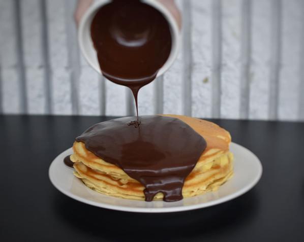 Chocolatte Pancakes
