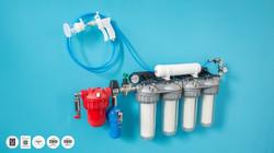 MEDISAFE 5 FMT - sistem de producere apa sterila pentru spalare instrumentar medical - capsula MEDIS