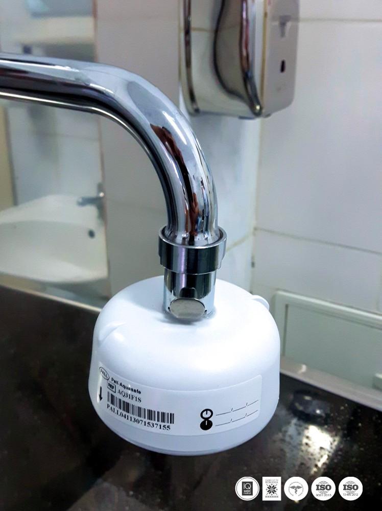 MEDISAR 1 - capsula de filtrare finala pentru lavoare chirurgicale - apa sterila - IQ WATER MEDICAL