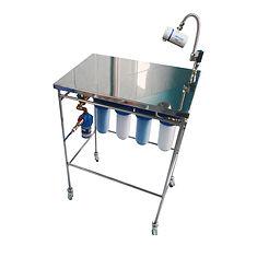 MEDISAFE 6 FMT SSP - sistem de producere apa sterila pentru aplicatii medicale speciale - ginecologie, urologie