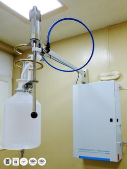 MEDISAFE 8 FMT SC - sistem de producere apa sterila pentru aplicatii medicale in urologie - ACTIONAR