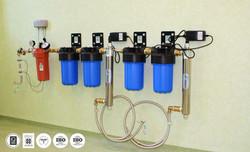 Sistem tratare apa - proiect special