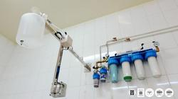 MEDISAFE 8 FMT SC - sistem de producere apa sterila pentru aplicatii medicale in urologie