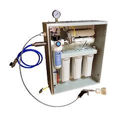 MEDISAFE 3 FMT SC - Sistem producere apa sterila pentru spalare instrumentar medical
