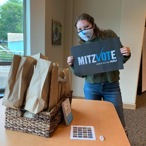 Syracuse Hillel Encourages Student Voter Participation in Upcoming Election