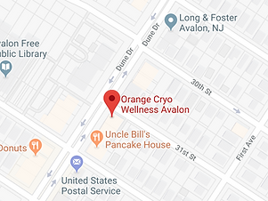 Orange Cryo Wellness of Avalon