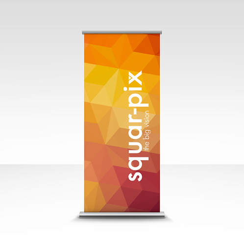 78 x 33 Retractable Banners