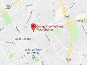 Orange Cryo Wellness of West Chester
