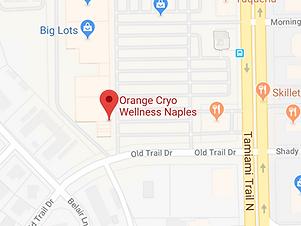 Orange Cryo Wellness of Naples