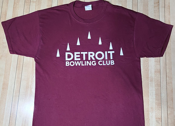 Detroit Bowlilng Club T-Shirt