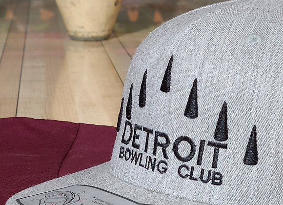 Detroit Bowling Club (Grey)