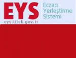 ECZACILARIMIZIN DİKKATİNE (2018 yılı EYS başvuru takvimi)