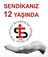 TEİS 12. YIL ETKİNLİĞİNE DAVET !