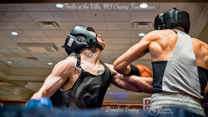 Thrilla at The Villa - 14th Annual Multiple Sclerosis Charity Event