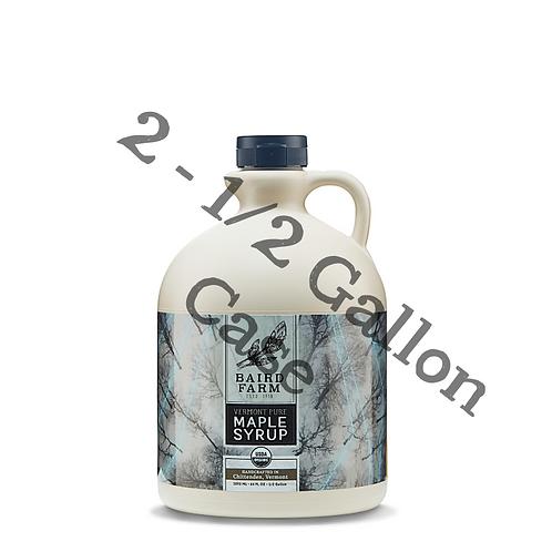 2 - 1/2 Gallon Case