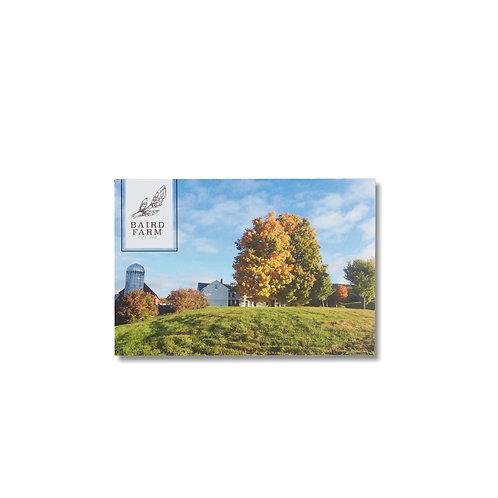 Baird Farm Postcards!