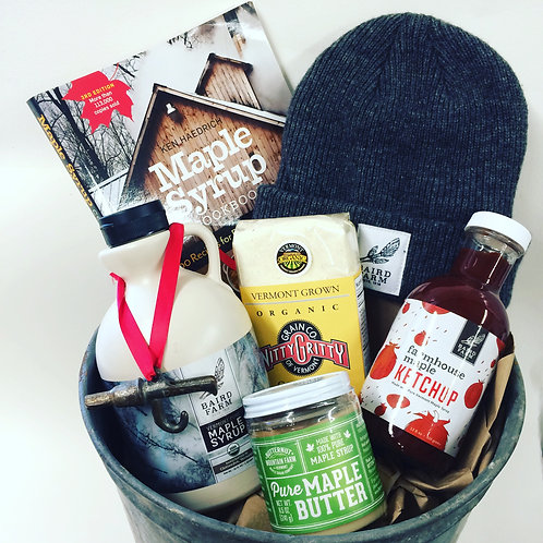Sap Bucket Gift Basket