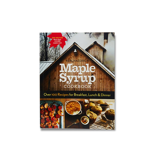 Maple Syrup Cook Book by Ken Haedrich New Edition