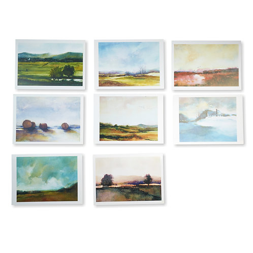 Bonnie's Notecards (Watercolor Paintings)