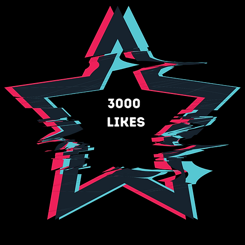 3000 Instagram Likes
