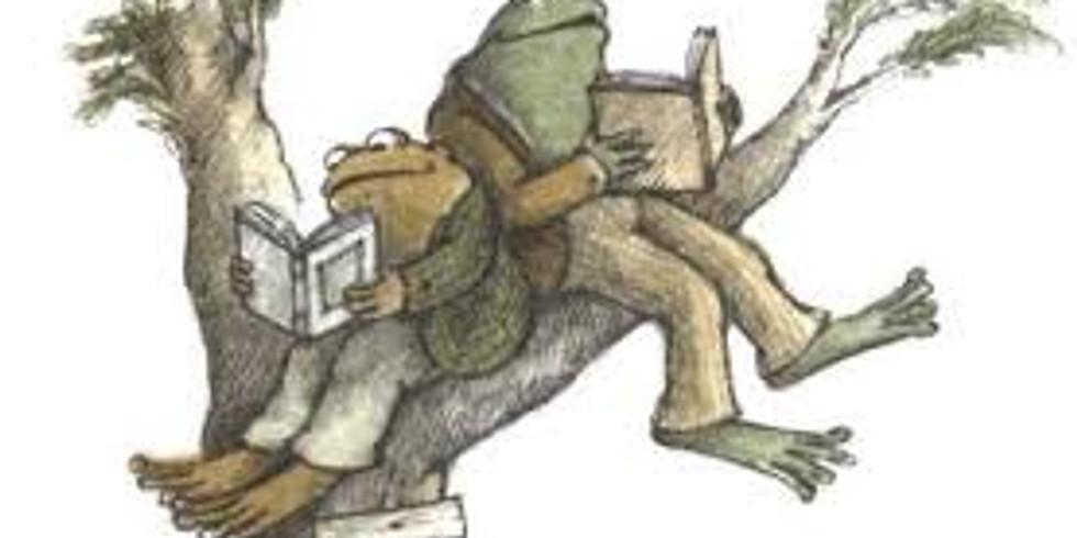 Winter Break Camp: Frog and Toad Friendship Workshop