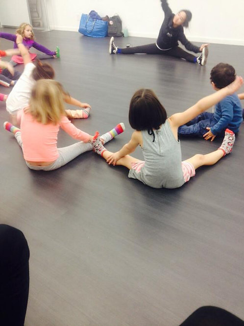 Move It!   -   Ages 5 & up