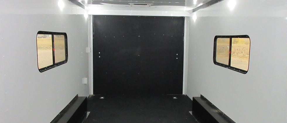 Inside Towards Ramp Door