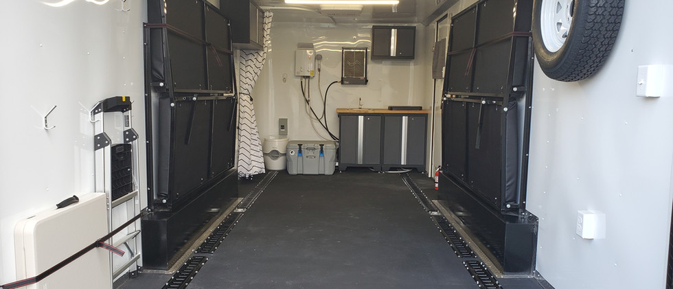 Interior Cargo Area
