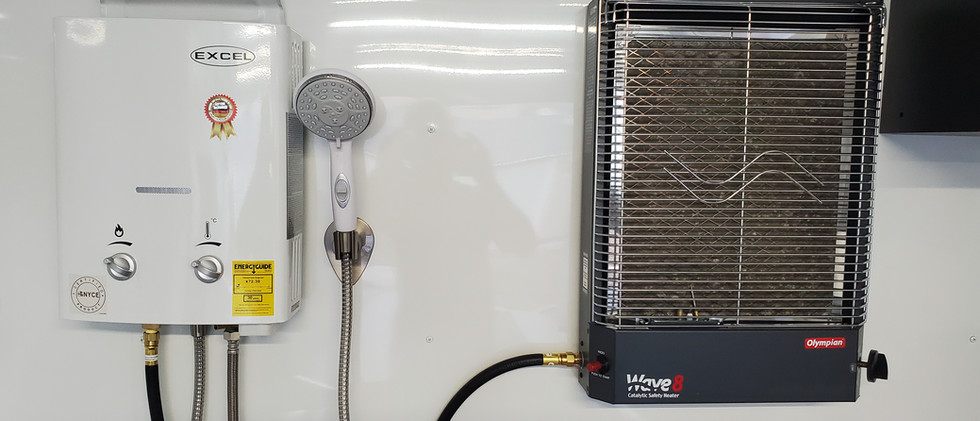 Water Heater & Heater