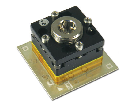 High Performance Socket for 0.15mm Pitch QFN!