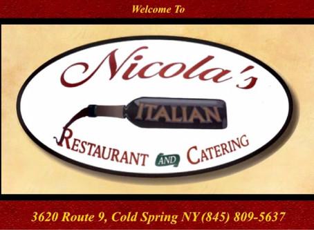 NICOLA'S RESTAURANT & CATERING