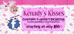 Kenady's Kisses