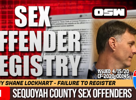 Sequoyah County Sheriff restores sex offender database to website