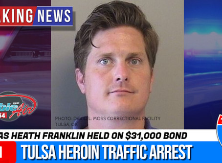 Greenwood man arrested in Tulsa heroin bust