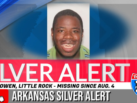 Silver Alert issued for missing Little Rock man