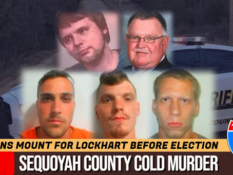 Anniversary of Sequoyah County murder haunts upcoming election