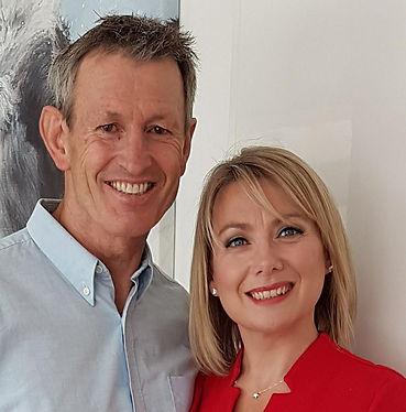 Alison and Derek Oswald