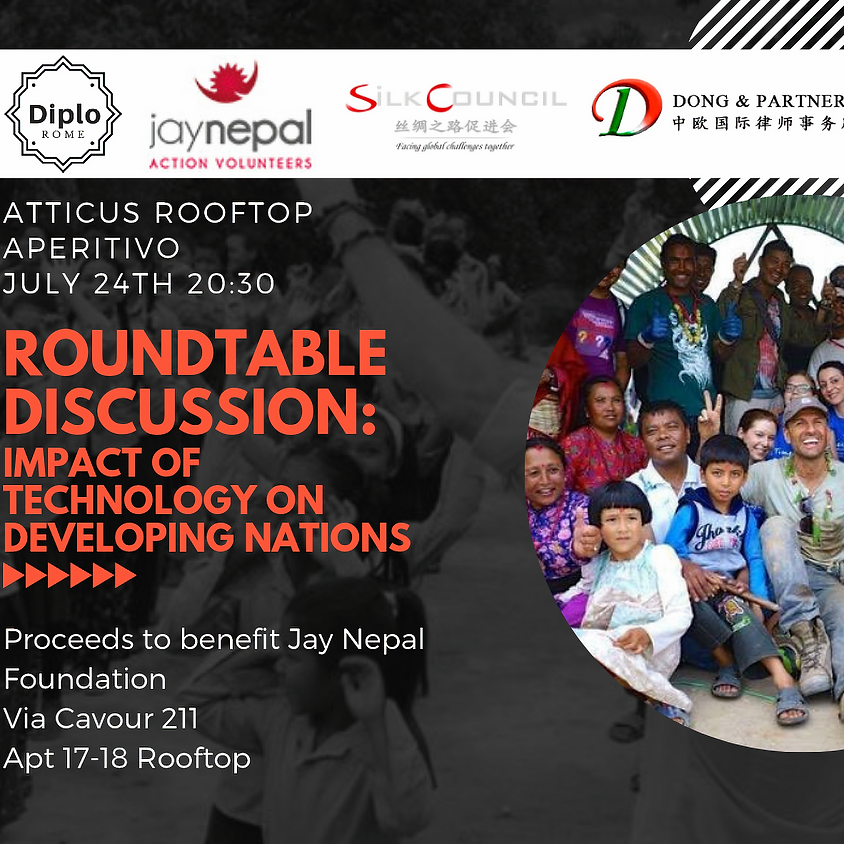 Roundtable: Impact of Tech on Developing Nations
