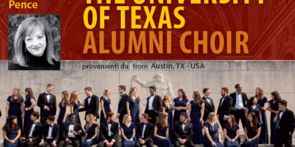 University of Texas Alumni Choir & Schola Cantorum di Roma