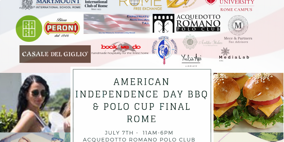 American Independence Day BBQ & Polo Cup Final