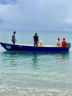 Boat Dive Academy Fiji