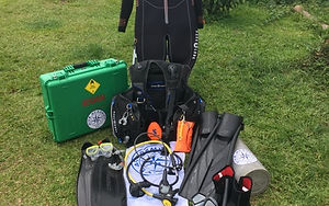 Dive Safety Equipment