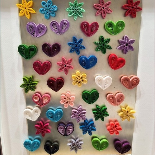 Magnet Quiling