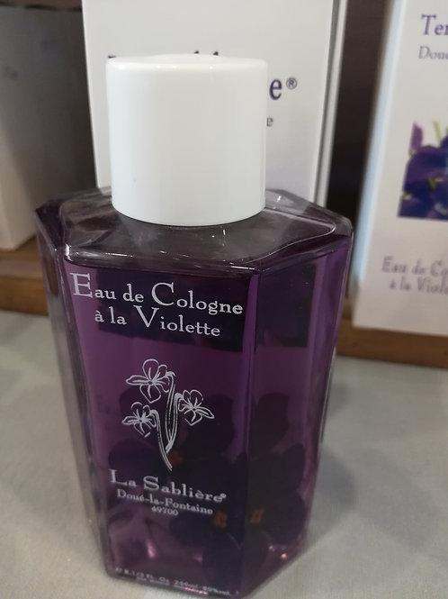 Eau de Cologne Violette ou Rose